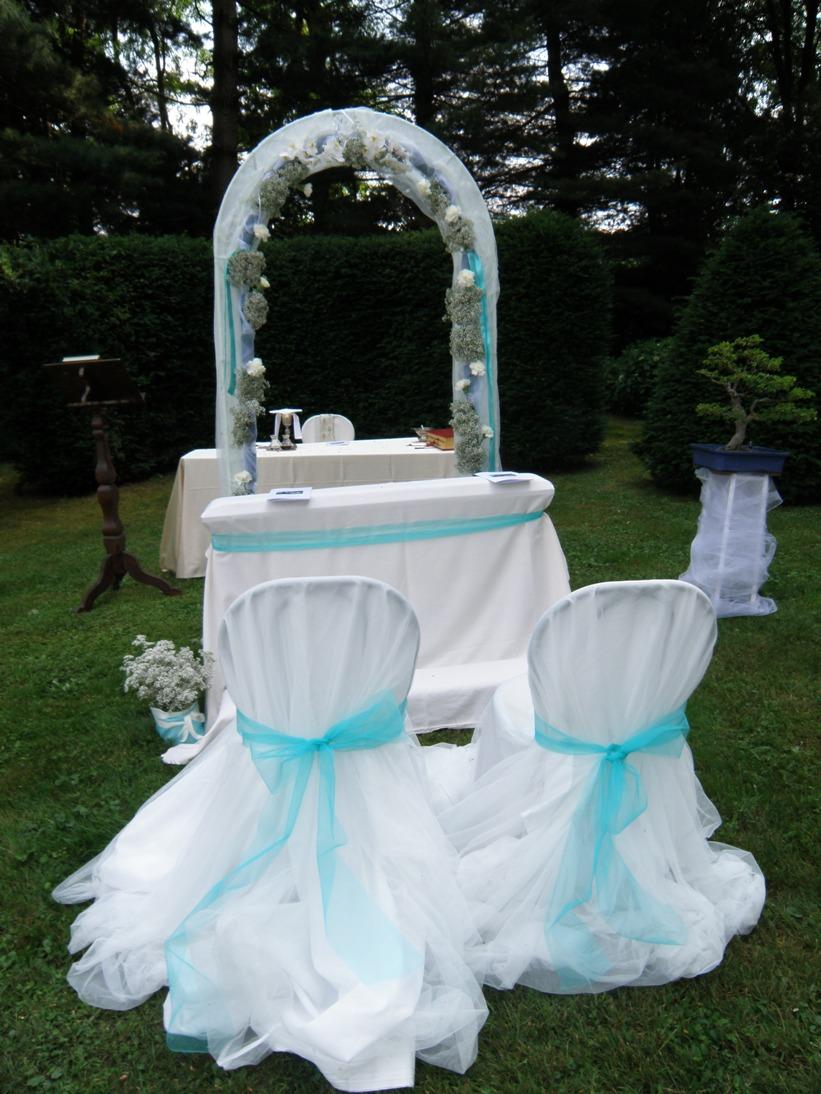Matrimonio Tema Tiffany : Cilindro e bouquet